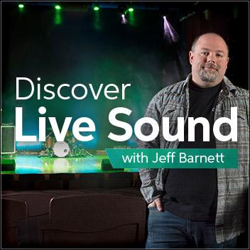 Discover Live Sound