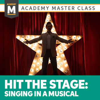 Master Class: Singing In a Musical