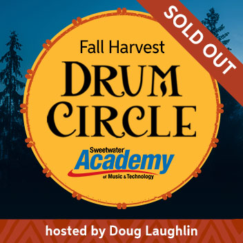 Fall Harvest Drum Circle