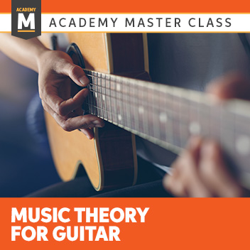 Master Class: Music Theory for Guitar