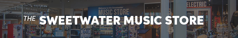The Sweetwater Music Store