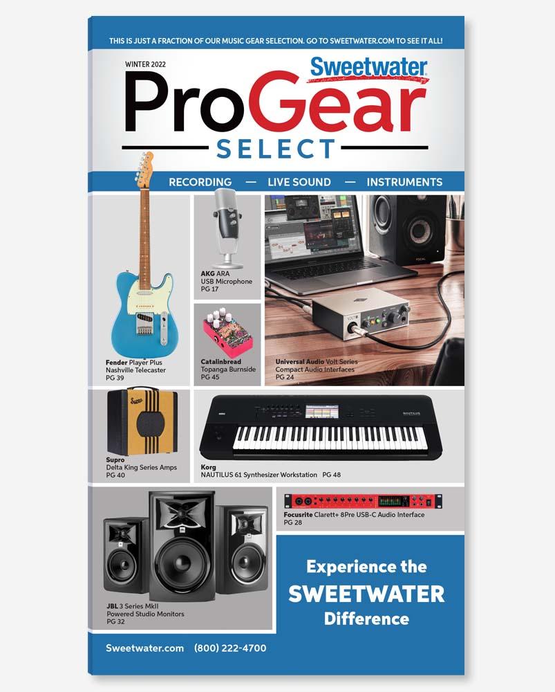 ProGear Catalog