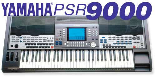Sn yamaha psr9000 for Yamaha professional keyboard price