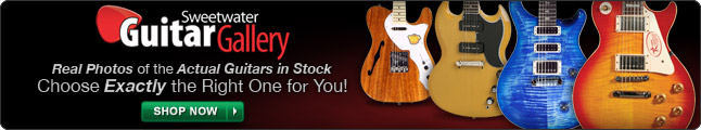 Sweetwater Guitar Gallery