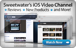 Sweetwater's iOS Video Channel