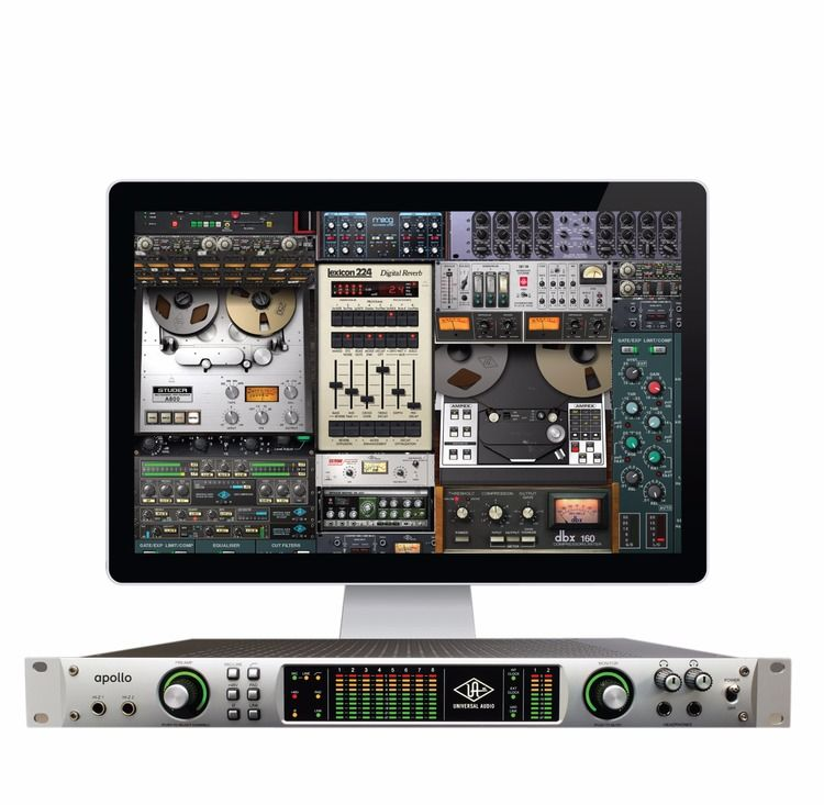universal audio apollo firewire sweetwater. Black Bedroom Furniture Sets. Home Design Ideas