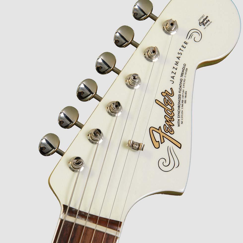 Fender Jaguar Sweetwater: About Fender Offset Guitars