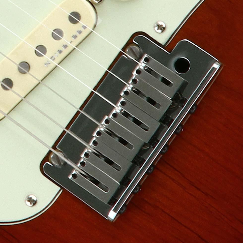 Fender Stratocaster Bridge Design