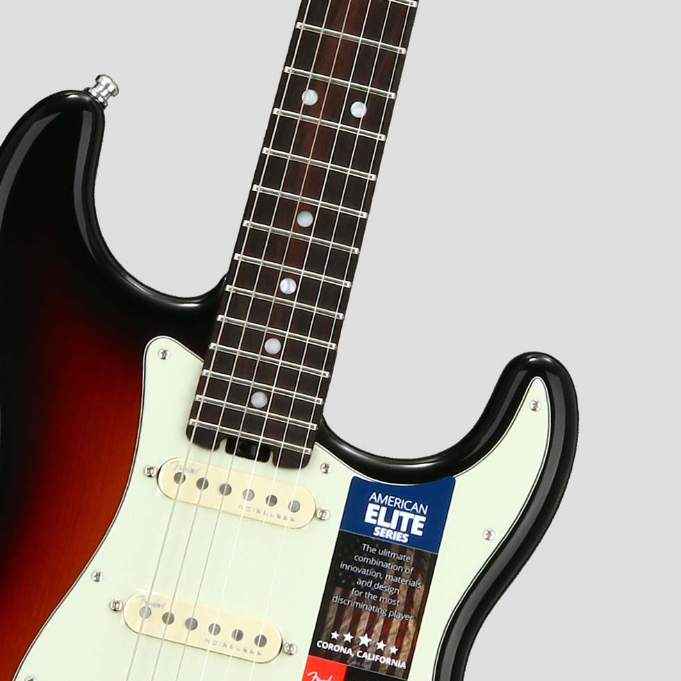Fender Stratocaster Double-cutaway Design