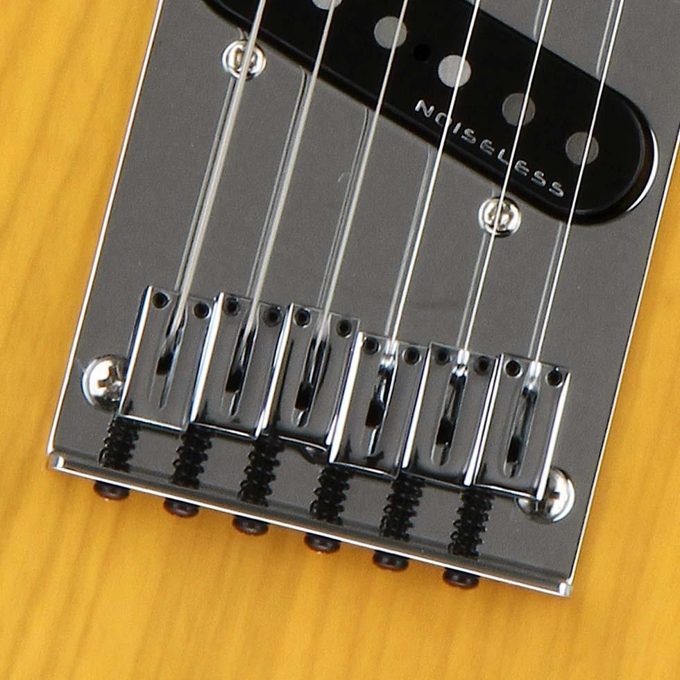 Fender Telecaster Bridge Design