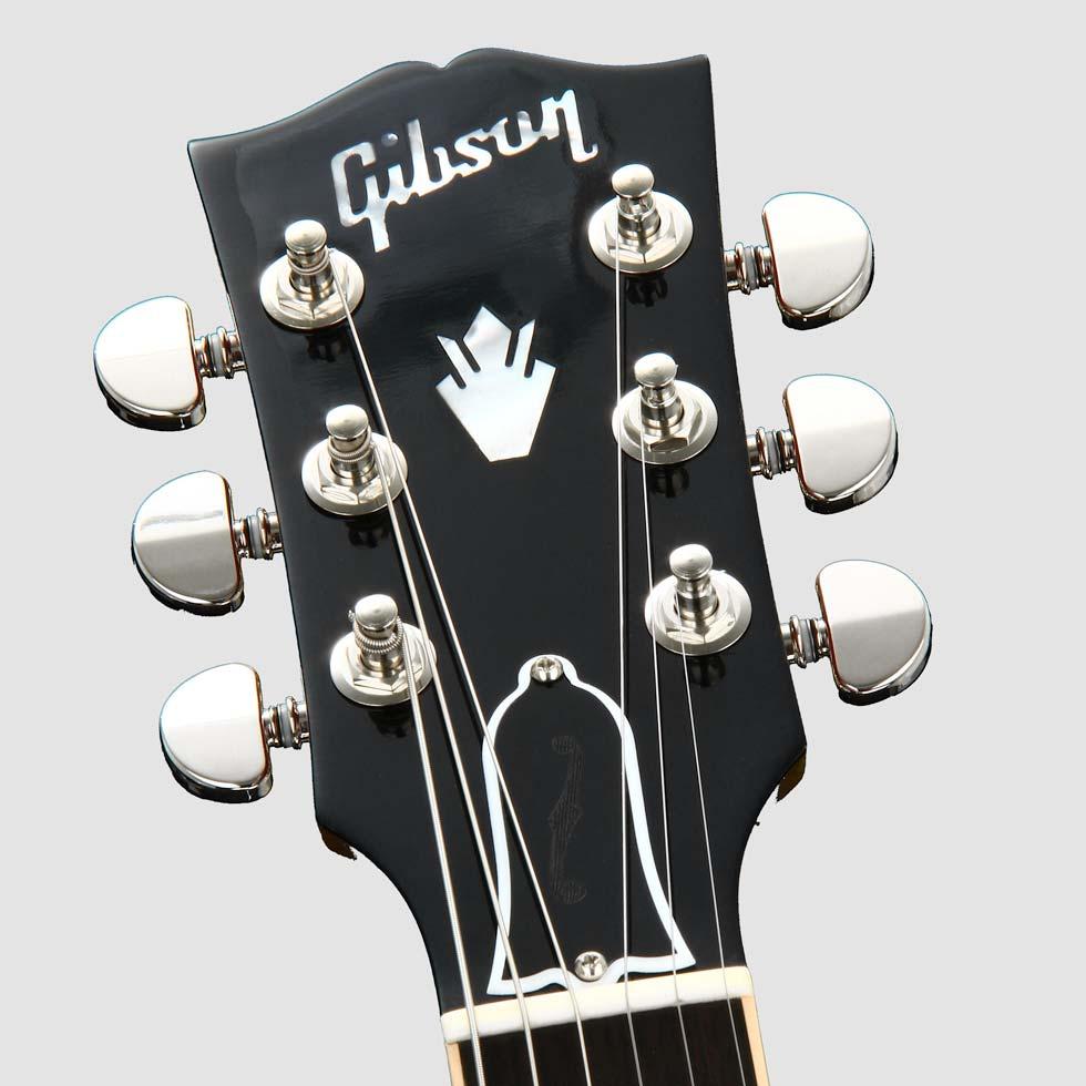 Gibson ES Headstock