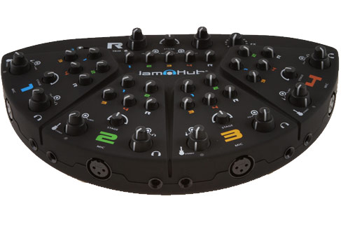Sporting 15 audio channels for up to five musicians  the JamHub BedRoom is  the most economical JamHub in the series  You still get full control over  every. JamHub Buying Guide   inSync